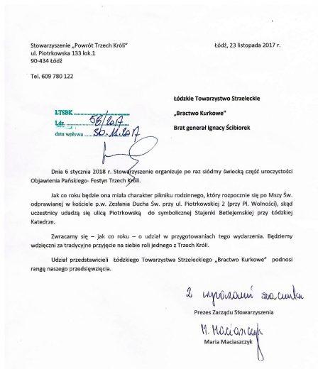2018.01.06 Łódź – Trzech Króli